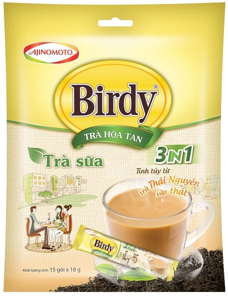 Trà sữa hòa tan Birdy 3in1