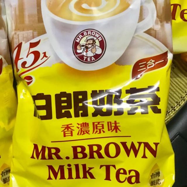 Trà sữa Mr Brown