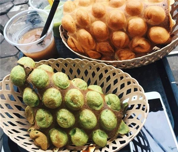 Bánh trứng gà non Nguyễn Thượng Hiền