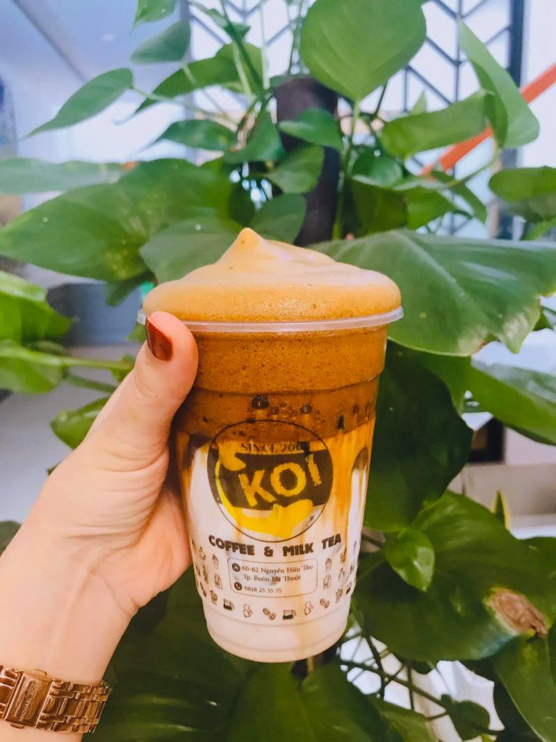 Trà sữa KOI