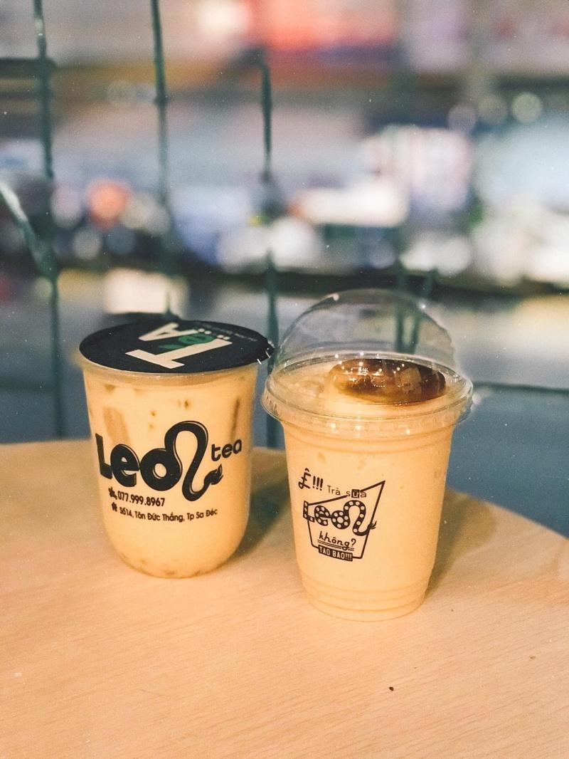 Trà Sữa Leo