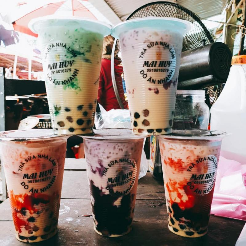 Trà Sữa Mai Huy