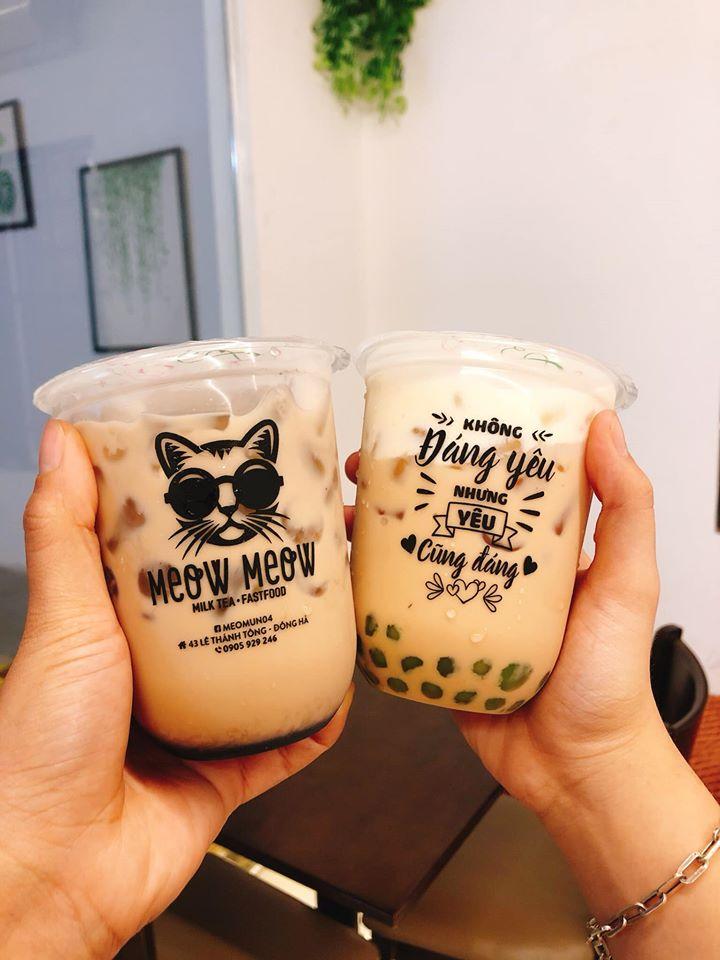 Trà sữa Meow Meow Đông Hà