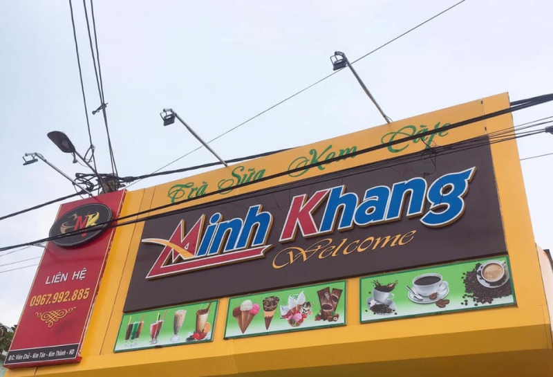 Trà Sữa Minh Khang