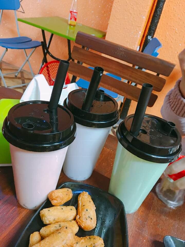 Trà Sữa Mit Tea