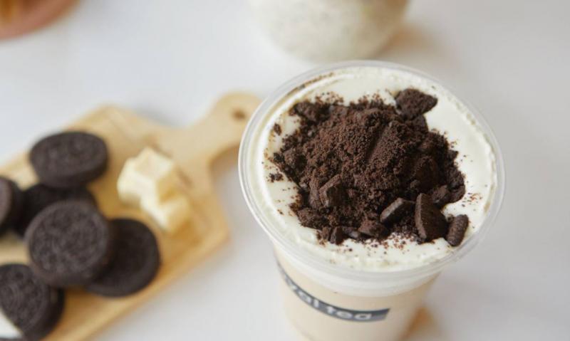 Trà sữa Oreo Cake Cream