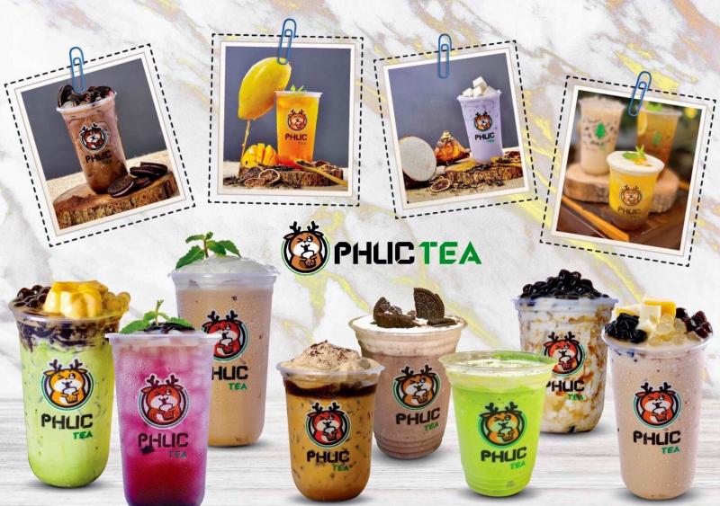 Trà Sữa Phúc Tea Phan Rang
