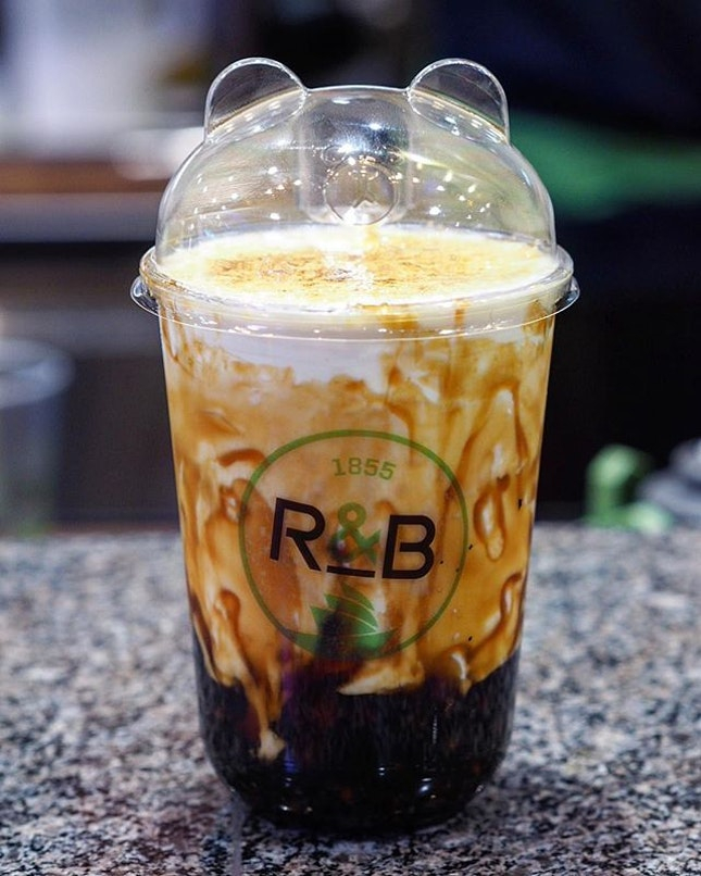 Trà sữa R&B Tea