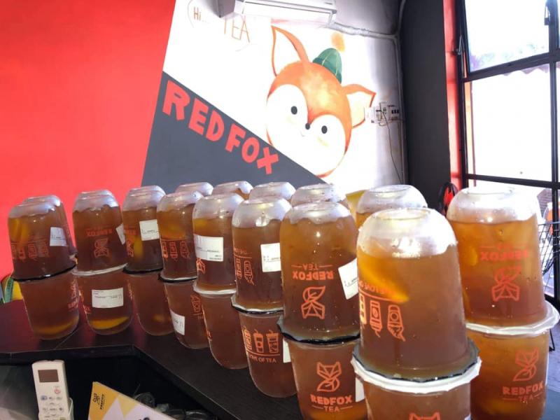 Trà Sữa RedFox