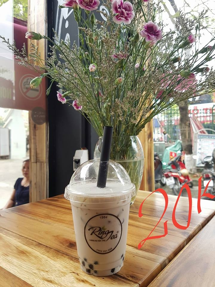 Trà sữa Ring Tea & Zone Coffee