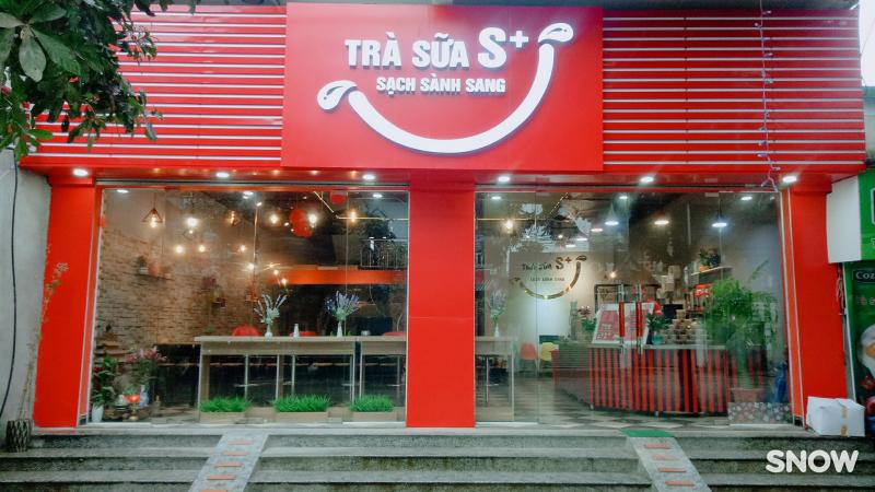 Trà sữa S+ Văn Giang