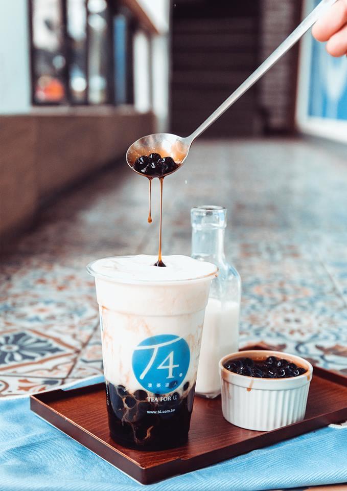 Trà sữa T4 Vietnam