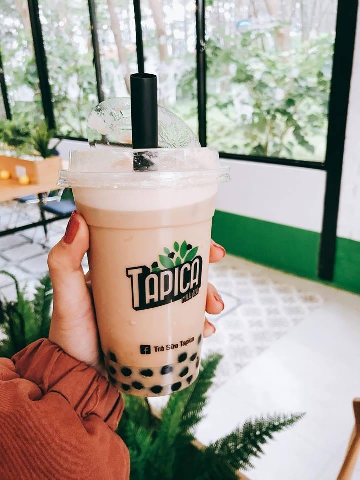 Trà sữa Tapica