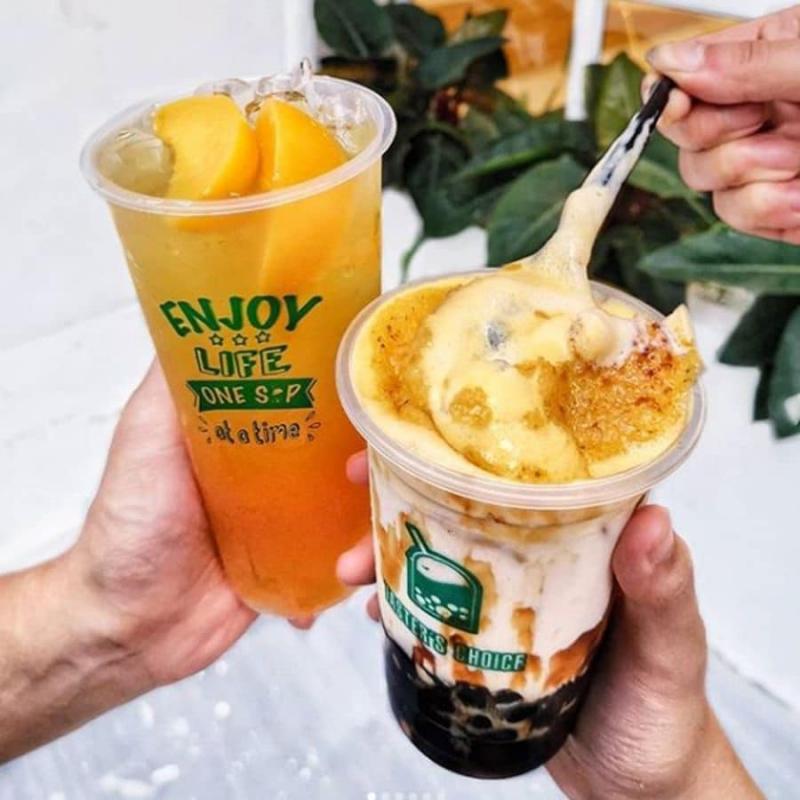 Trà Sữa Taster's Choice