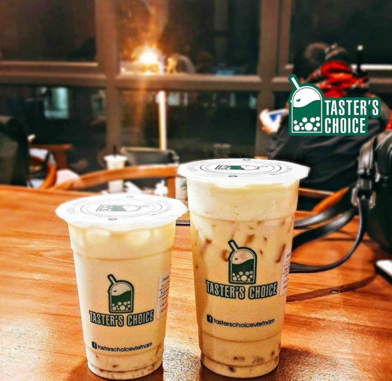 Trà Sữa Taster's Choice - Trần Đại Nghĩa