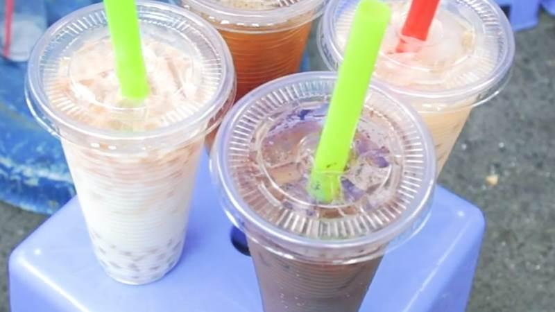 Những cốc trà sữa quen thuộc với những thế hệ học sinh Sài Gòn
