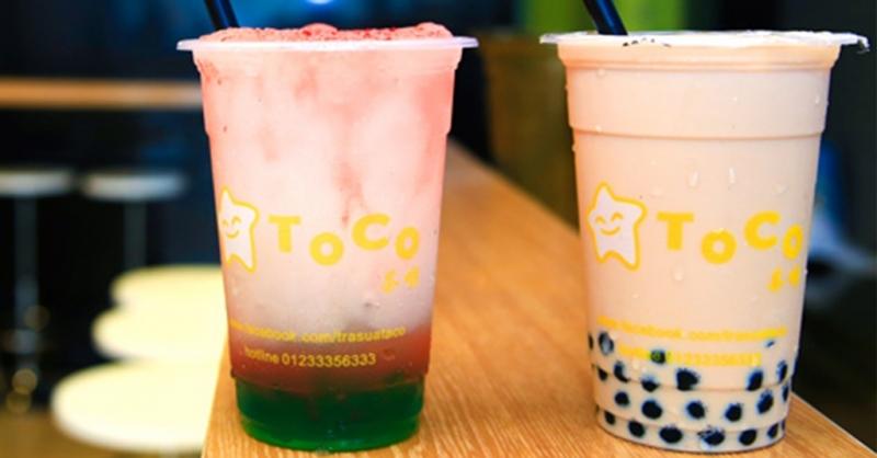 Trà sữa Toco Toco