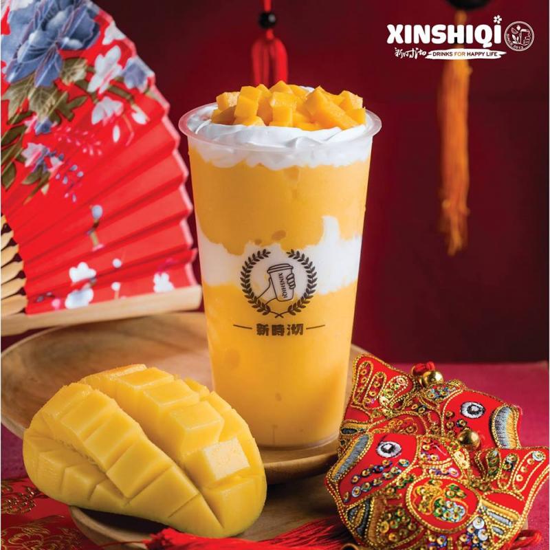 Trà sữa Xinshiqi