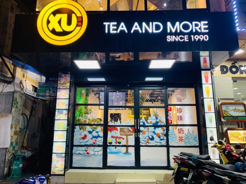 Trà Sữa XU TEA And MORE Hải Phòng
