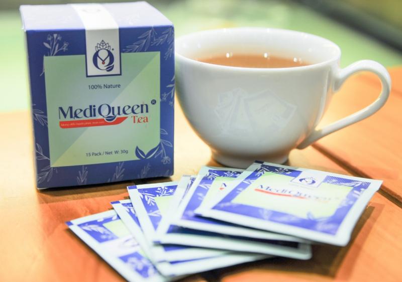 Trà tăng cân MediQueen