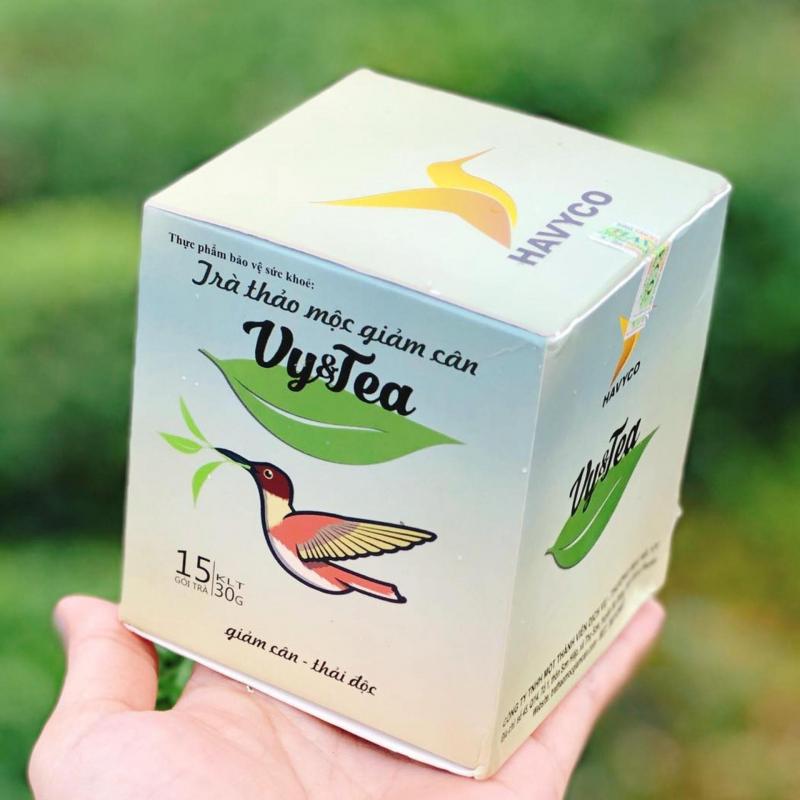Trà Vy&Tea