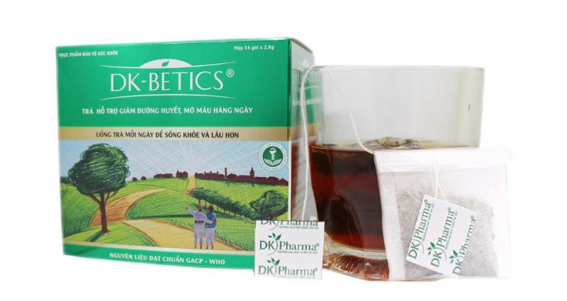 Trà tiểu đường DK-Betics