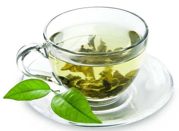 Nước trà xanh giúp giải trừ căng thẳng mệt mỏi
