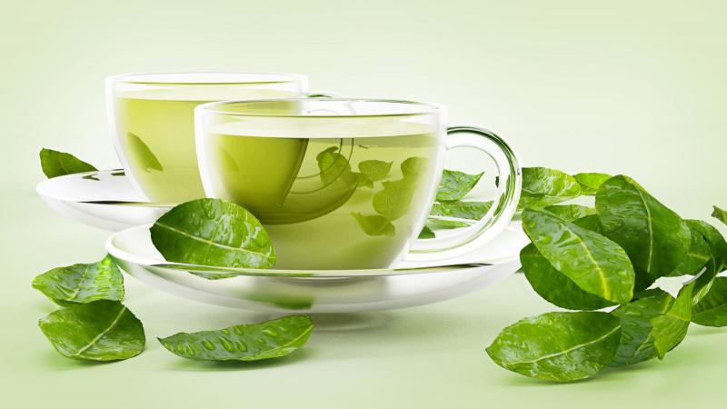 Uống trà xanh vào buổi sáng tốt cho cơ thể