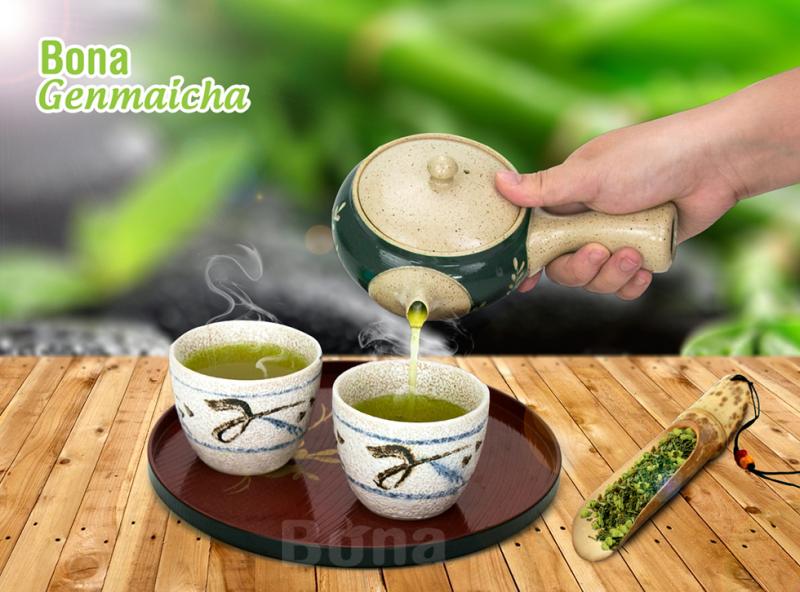 Bởi vô số những công dụng tuyệt vời cho sức khỏe, Genmaicha được ưu ái mang tên trà