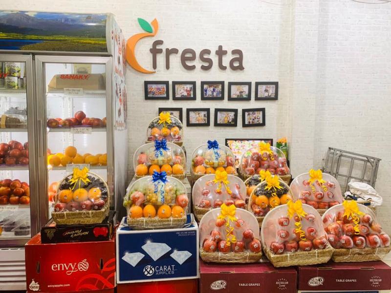 Trái cây nhập khẩu Fresta Nha Trang