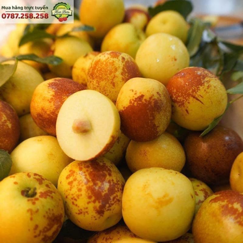 Trái cây nhập khẩu Hoa Biển