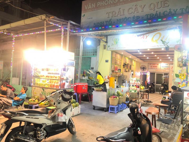 Trái Cây Quê - Sinh Tố, Nước Ép & Trái Cây Tô - Nguyễn Thị Định
