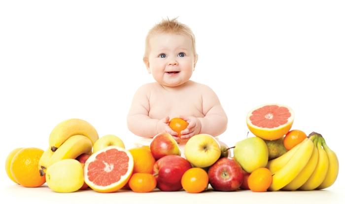 Trái cây tươi cung cấp nguồn Vitamin dồi dào