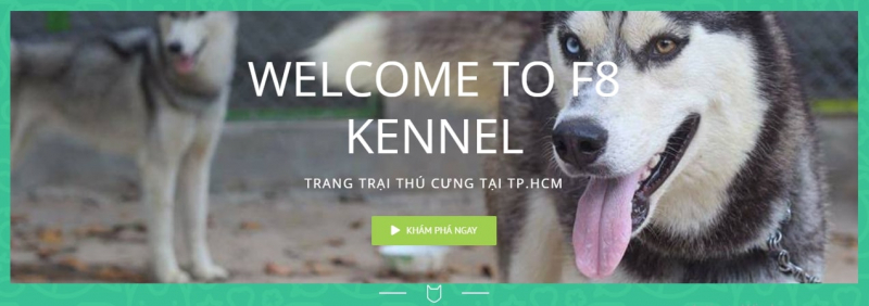 Trại F8 Kennel