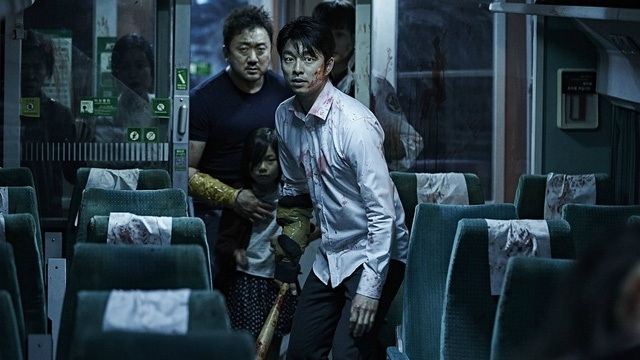 Ảnh trong phim Train to Busan