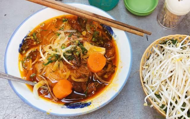 Trâm Anh - Bánh Mì Chảo - Bò Kho & Hủ Tiếu Nam Vang