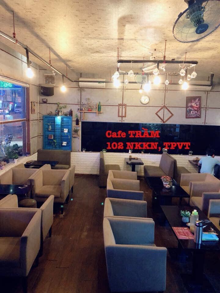 Trầm Hi-end Cafe