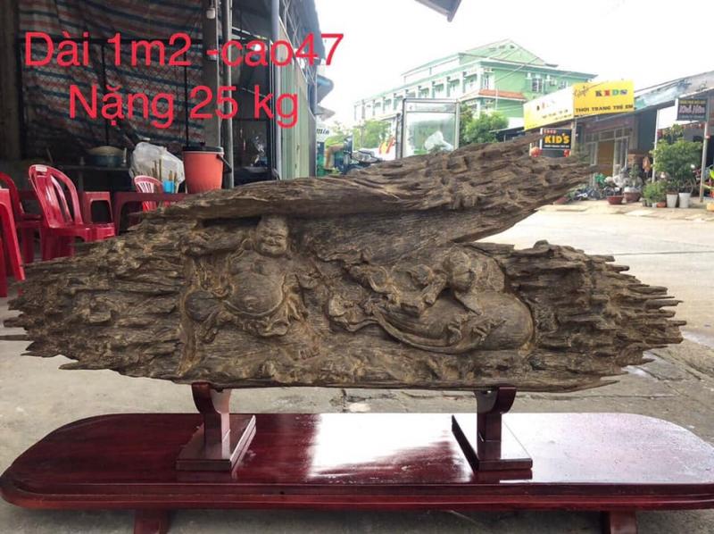 Trầm hương Quảng Nam - Phong thuỷ tài lộc