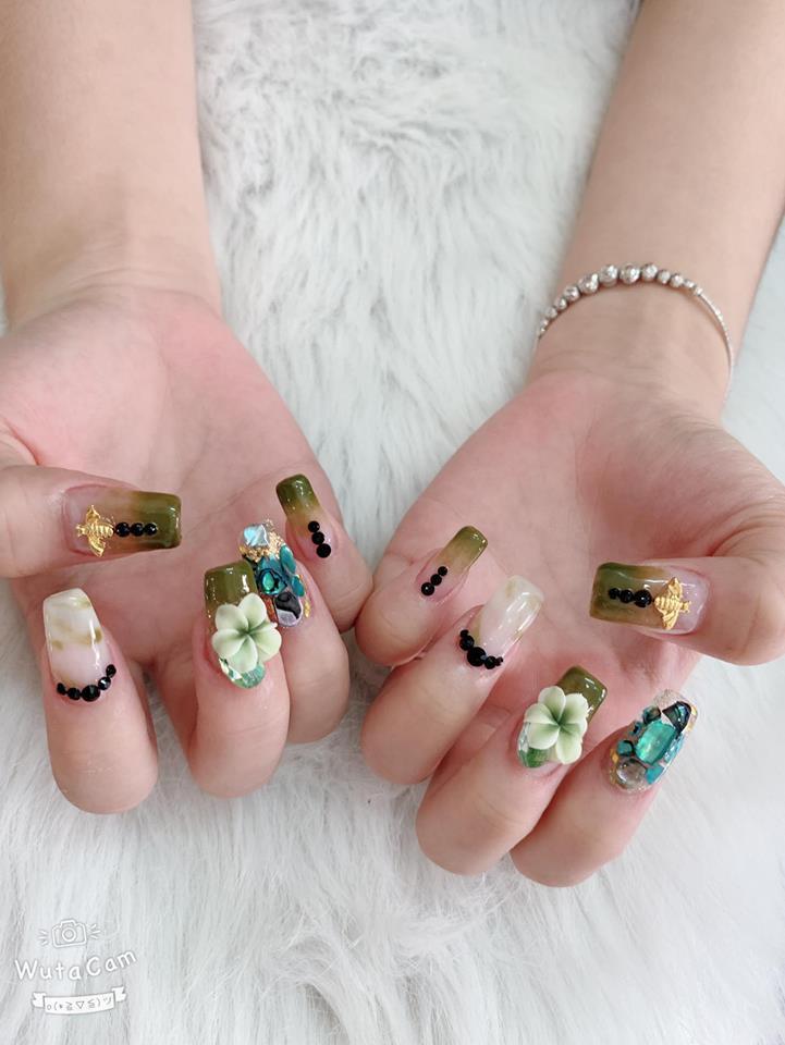 Trâm nail