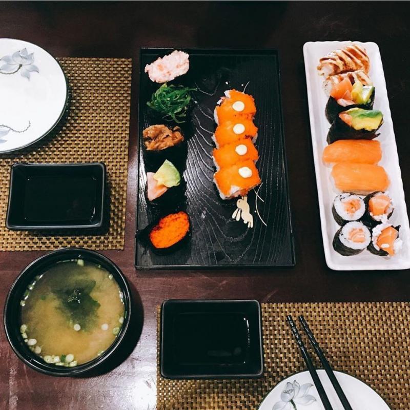 Trạm Sushi