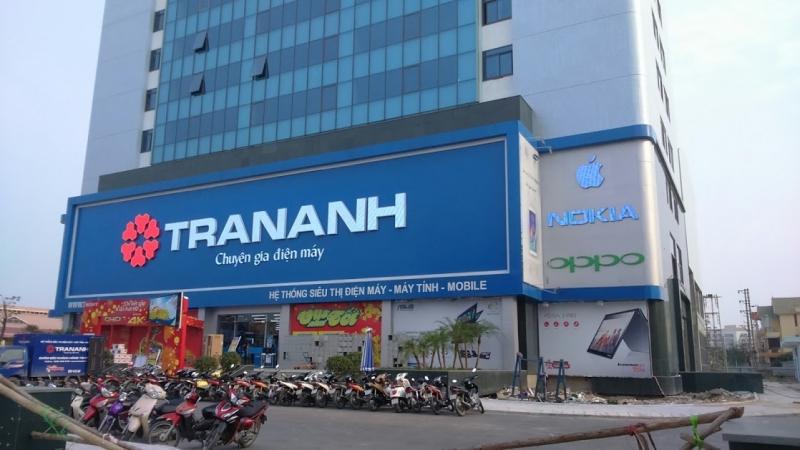 Cửa hàng thuộc hệ thống của Trần Anh