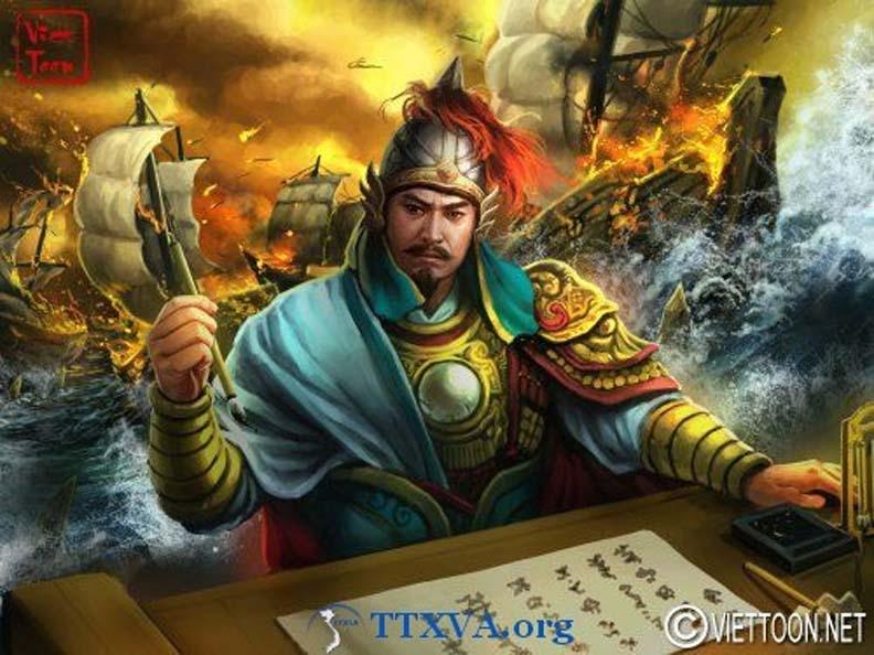 Trận Bạch Đằng năm 1288 – sự hồi sinh của lịch sử