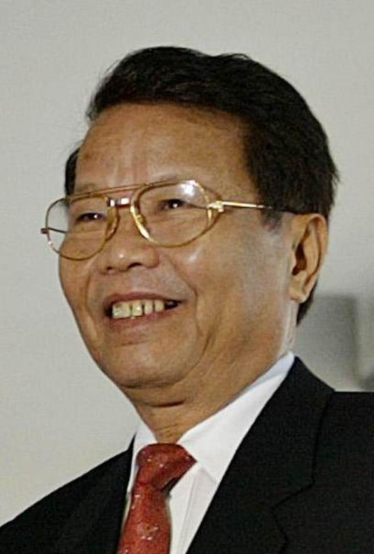 Chủ tịch nước Trần Đức Lương