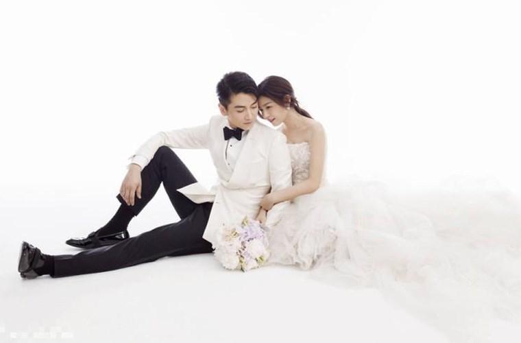 Trần Hiểu - Trần Nghiêm Hy hạnh phúc trong bộ ảnh cưới