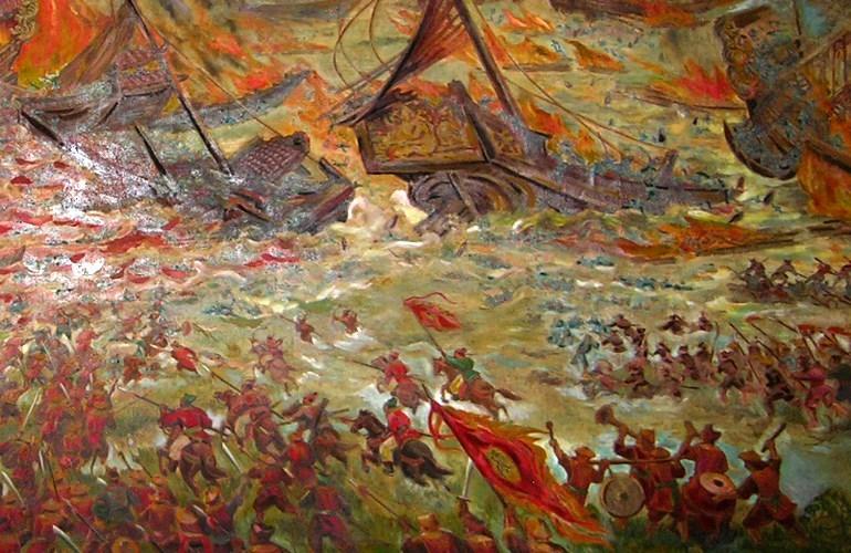 Tử địa của người Xiêm ở Rạch Gầm Xoài Mút