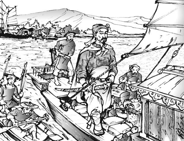 Trận Hồ Điển Triệt và cơ hội bị bỏ lỡ của Lý Nam Đế