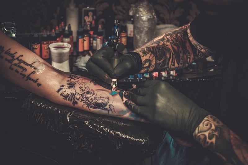 Trần Kỹ Tattoo - Xăm Nghệ Thuật Quận 9