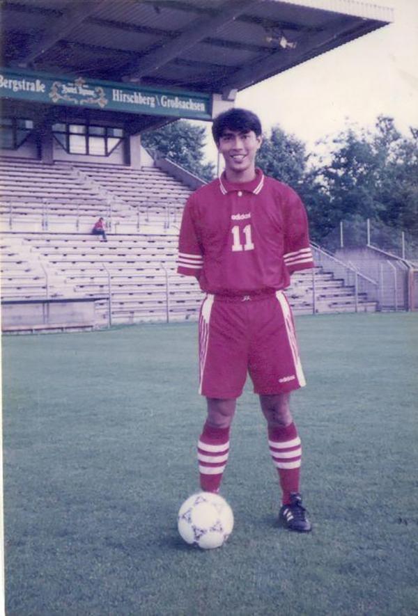 Cựu cầu thủ Trần Minh Chiến
