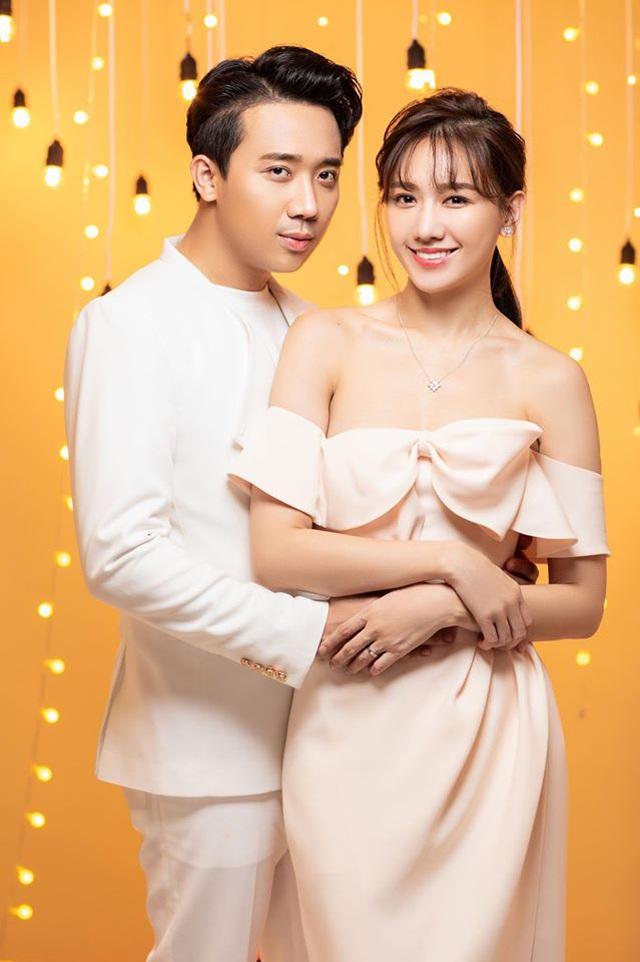 Trấn Thành - Hari Won hạnh phúc sau 4 năm kết hôn