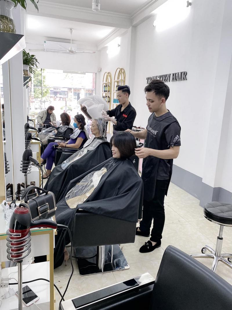Trần Tiến Hair Salon
